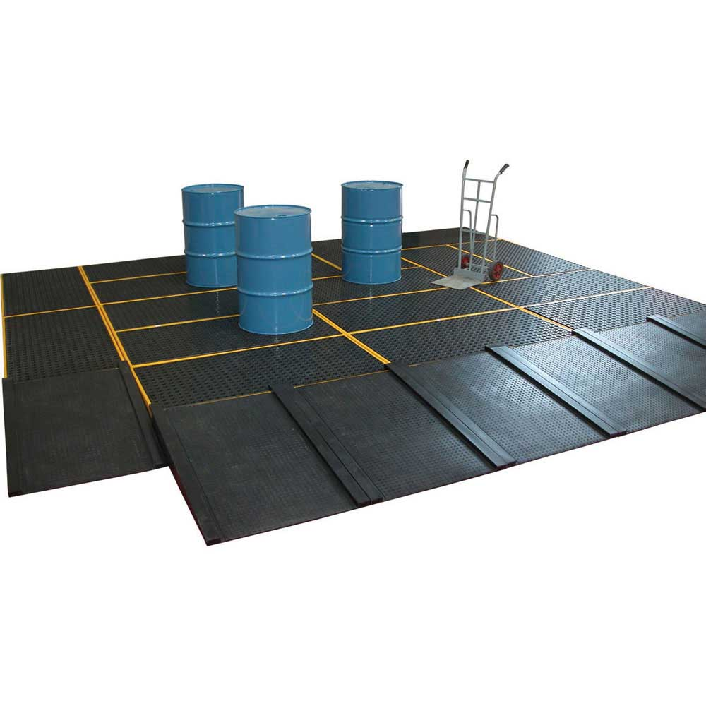 Spill Containment Work Floors Decking Ese Direct