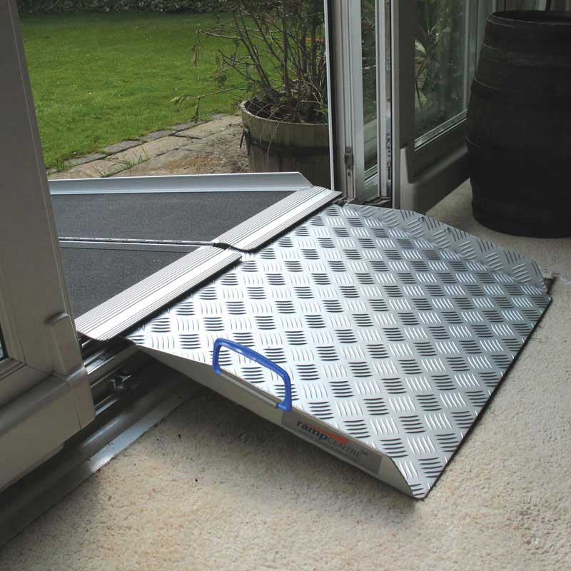 Up and Over Door Frame Ramp Kit