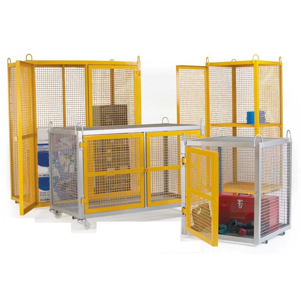 Wire Mesh Security Cages - ESE Direct