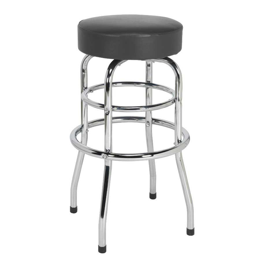 Sealey Workshop Stool With Swivel Seat Ese Direct