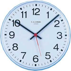 Plastic Case Wall Clocks - Quartz movement