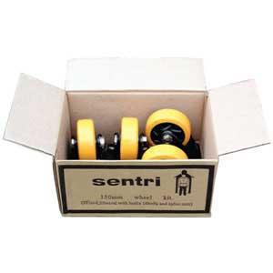 Sentribox Mobile Wheel Kit for Sentri boxes / vaults