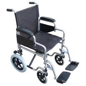 Lightweight Wheelchairs with foot brakes