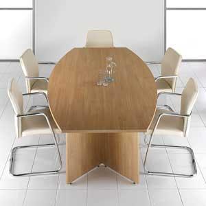 Wooden Boardroom Tables