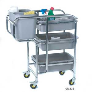 Janitors Trolley