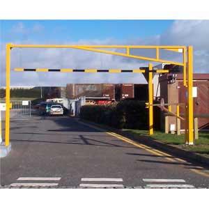 Roadrunner Car Park Height Barrier