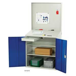 Bott Document Stations With Back Panels