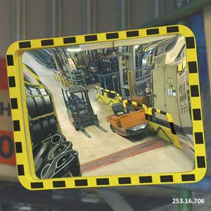 View Minder Industrial Duty Observation Mirrors