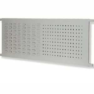ESD Combination Back Panel Zinc plated