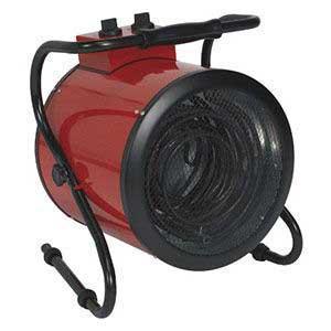 Sealey Industrial Fan Heater 9kW With 2 Heat Settings