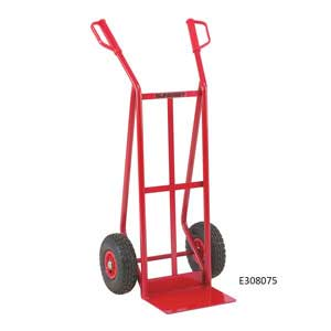 Heavy Duty Handtruck With Puncture Proof Wheels