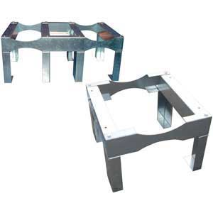 Galvanised Drum Support Frames / Stands