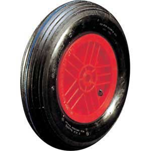 Pneumatic Tyre Wheels with Plastic centres upto 150kg capacity