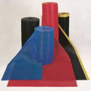 Selection of Vynagrip PVC Matting Rolls
