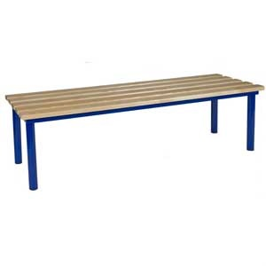 Club Round Frame Basic Bench - R4515