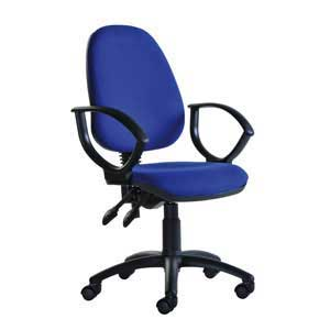 V101-00 Vantage Chair - Fixed Loop Arms