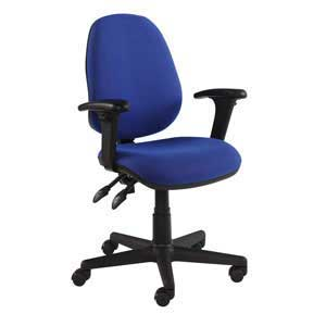 V102-00 Vantage Chair - Adjustable Arms