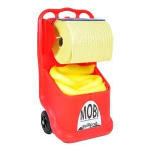 SM2CH Chemical Spillpod Mobi with socks & roll
