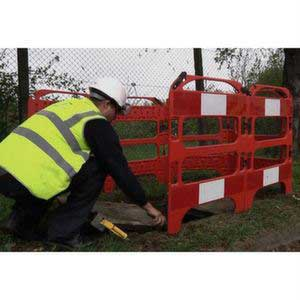 Workgate Barriers In Use