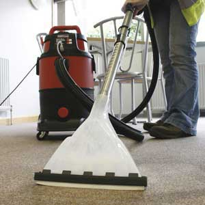 Valet Machine VMA914 Cleaning Carpet