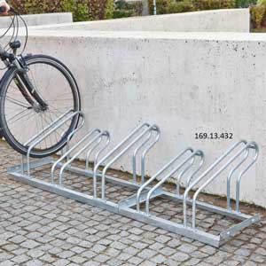 Single Sided Bike Racks For 5 Bikes