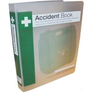 Health & Safety Accident Book Folder