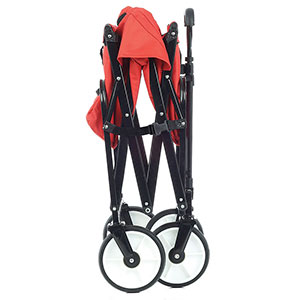 Collapsible Trolley Folded