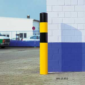Concrete In Heavy Duty TRAFFIC-LINE Bollard