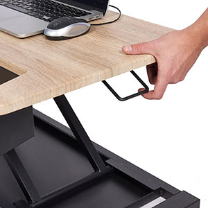 Desk Converter Mechanism