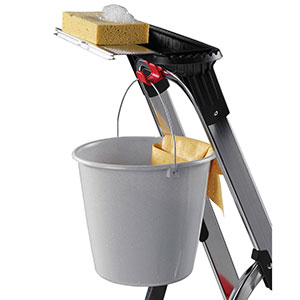 Double Decker Tool Tray & Bucket Hook