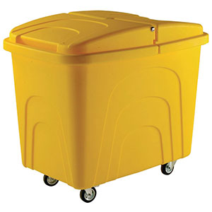 Robust rim container truck - E328292