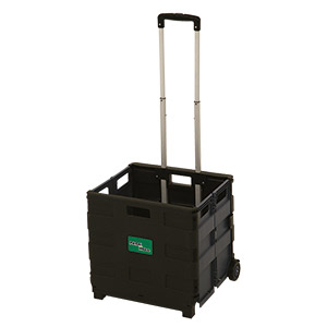 Lightweight container trolley