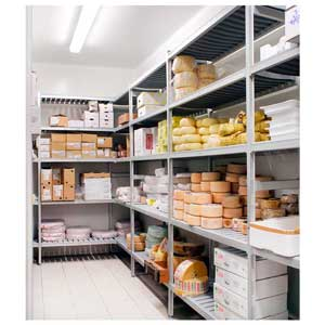 Eko Fit Shelving in Use