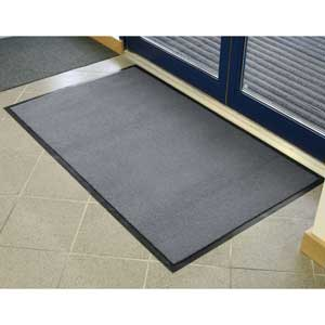 Entra Plush Entrance Mat - Grey