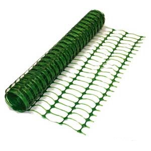 Green Temporary Fencing 50m