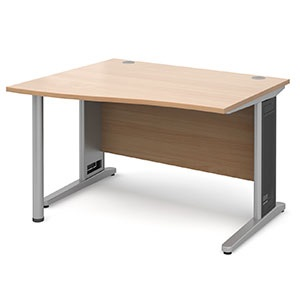 LWL12 Wave Desk