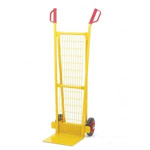Industrial Sack Truck With Mesh Back