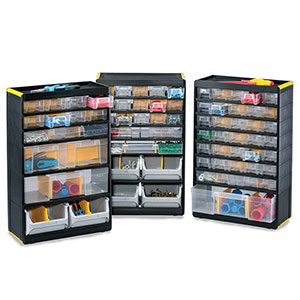 Plastic Multi-Drawer Professional Plus