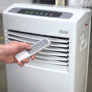SAC41 Sealey Air Cooler / Purifier / Heater / Humidifier