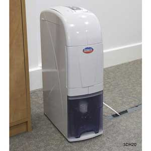 SDH20 Dehumidifier In Office