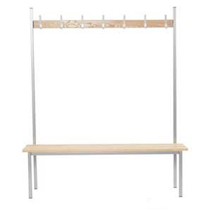 SS15X Versa Single Sided Bench With Hooks