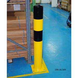 Surface Fixed TRAFFIC-LINE Impact Protection Bollards