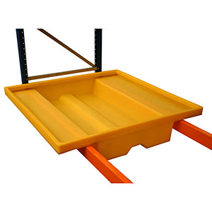 Bund Trays for Pallet Racking