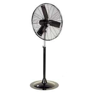 "Sealey 30"" Industrial High Velocity Oscillating Pedestal Fan"