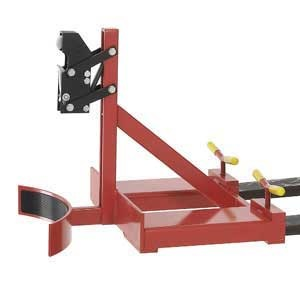Single Drum Claw forklift attachment