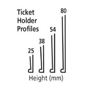 Ticket holder profiles