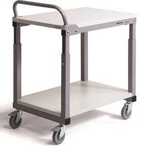 SAP Mobile Bench with Push Handle