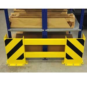 TRAFFIC-LINE Pallet End Frame Protector