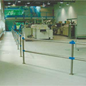 Indoor Use of Stainless Steel Handrails
