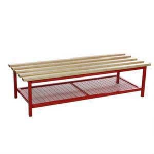 Versa Double Sided Bench With Optional Shoe Rack